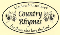 Country Rhymes poetry - for those who love the land. Maggie May Gordon