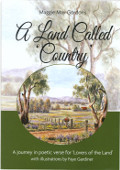 Country Rhymes poetry - A Land called Country - Book of verse